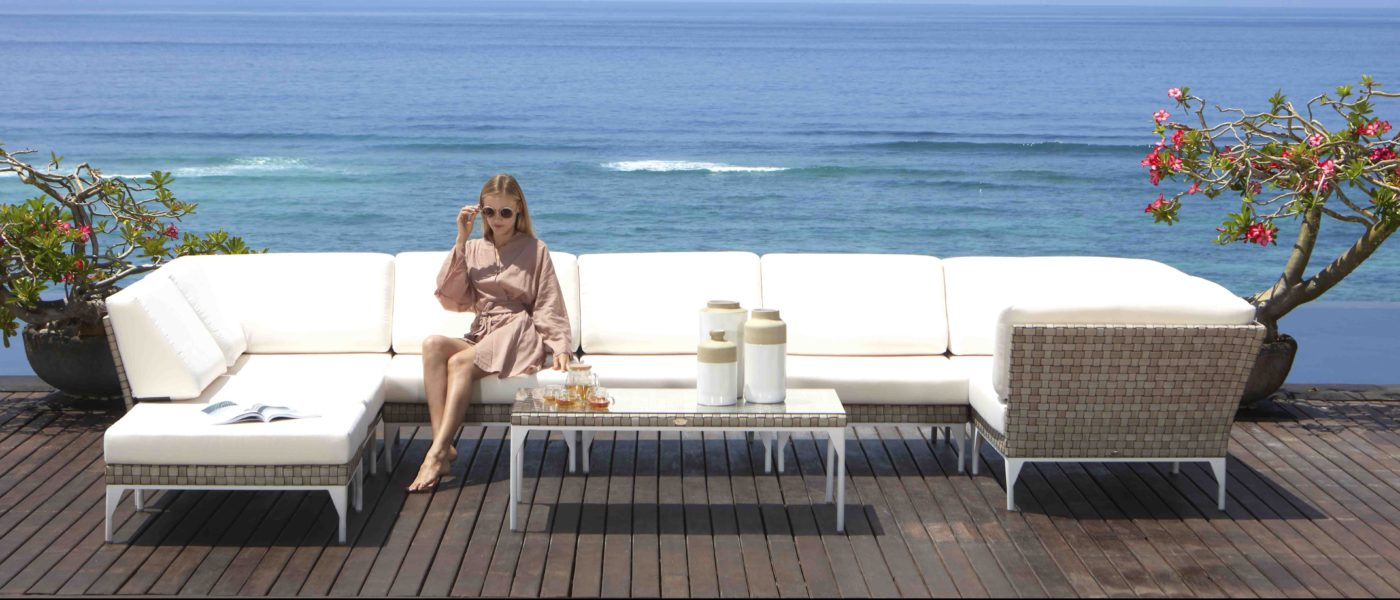 Outdoor designer furniture specialists