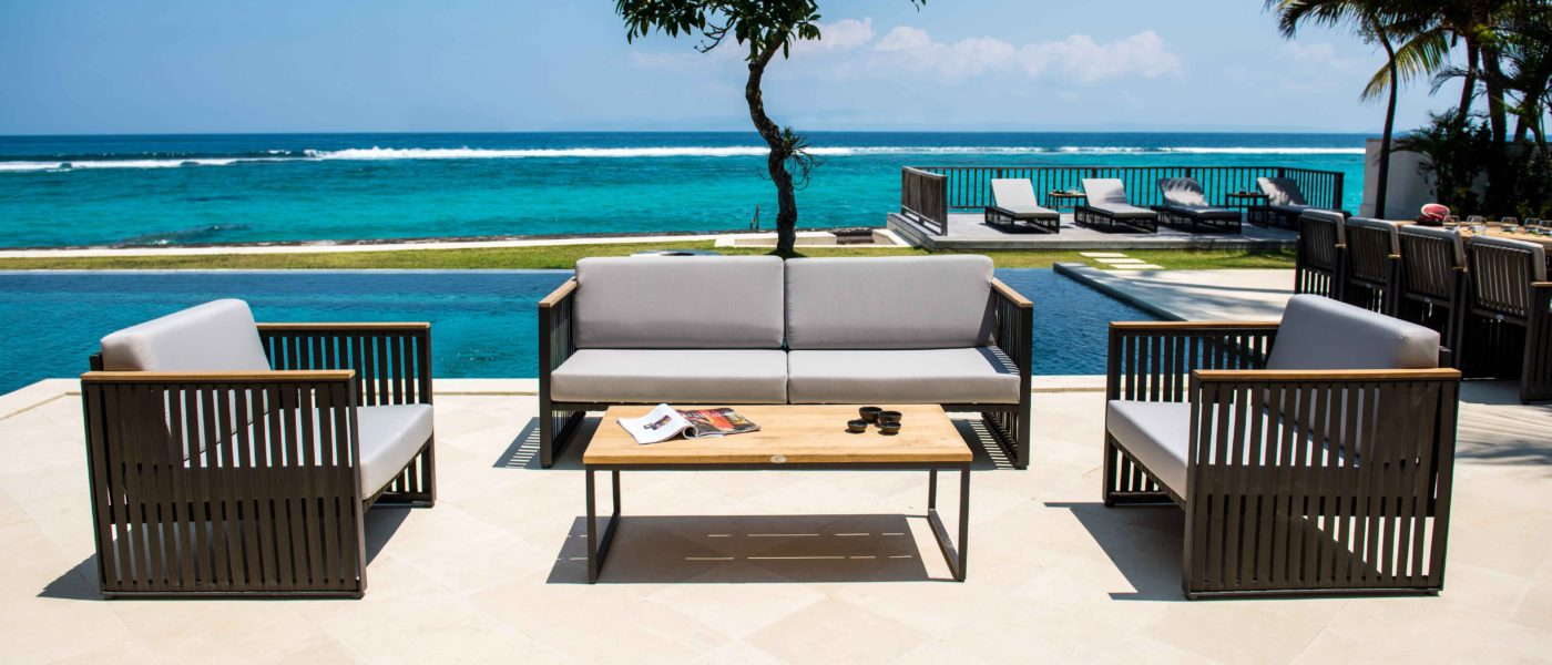 Horizon Living designer outdoor furniture
