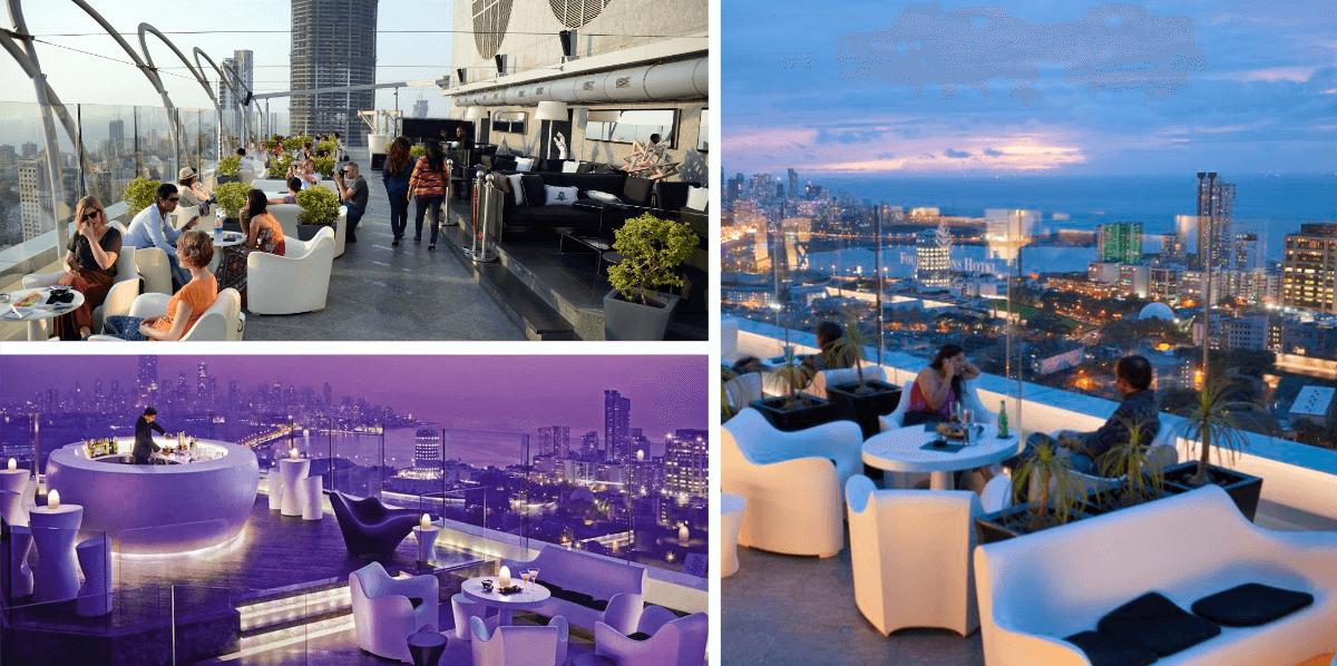 Top 10 Luxury Rooftop Bars And Restaurants Skyline Design