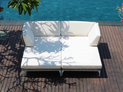 Brafta chaise lounge