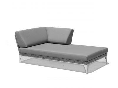 Brafta chaise lounge