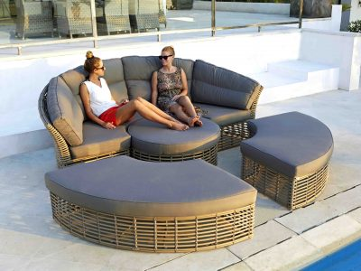 Castries day bed