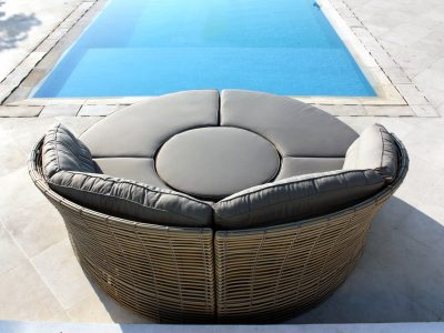 Castries daybed