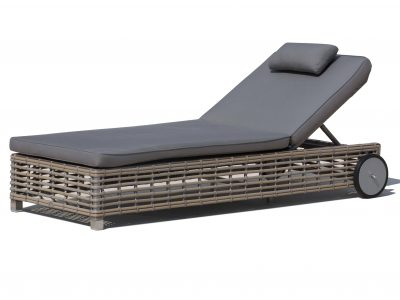 Castries lounger