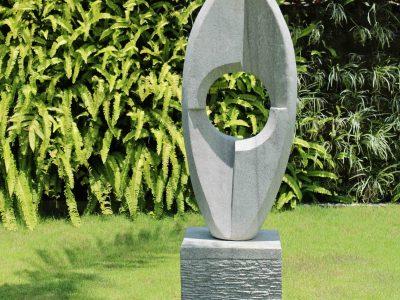 Eclipse sculpture