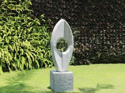 Eclipse sculpture