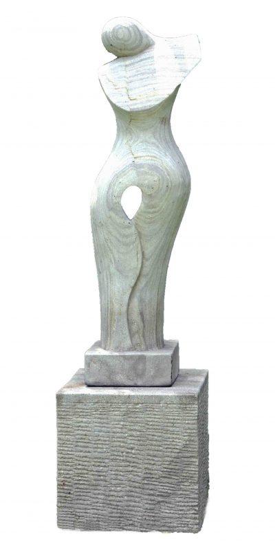 Joanna sculpture