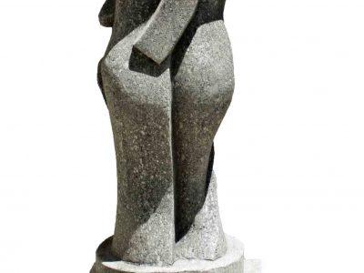 Lovers sculpture