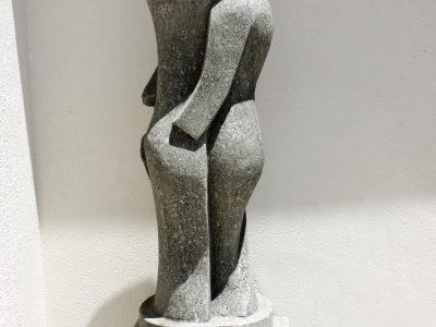 Lovers sculpture