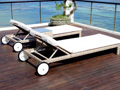 Miami Breeze lounger