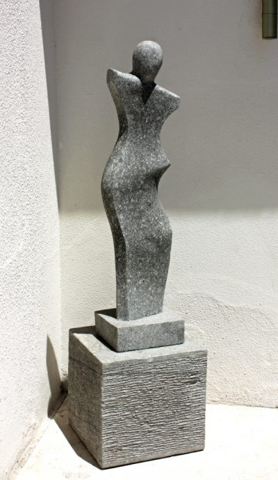 My Lady Sculpture.