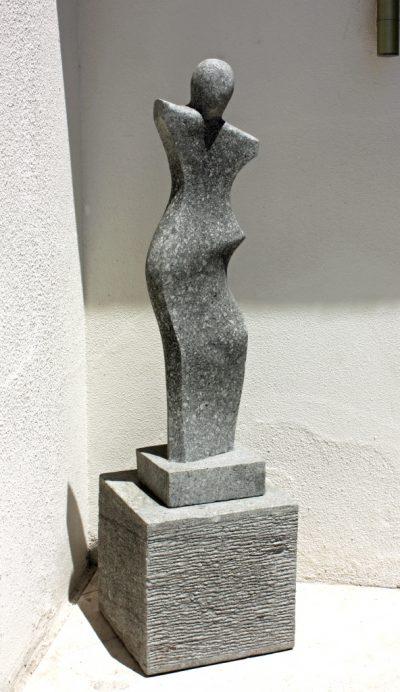 My Lady Sculpture.
