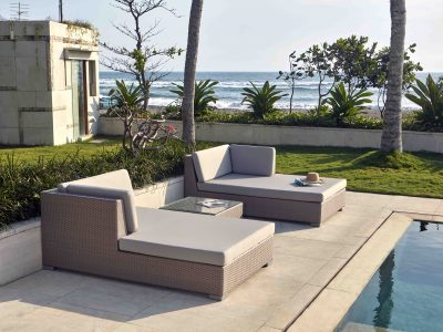 Pacific chaise lounge