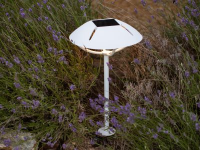 La Lampe Parabol (solar)