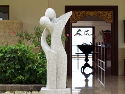 New Romantic sculpture