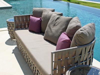 Strips sofa living