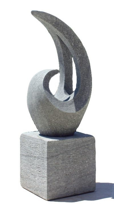 The Point sculpture