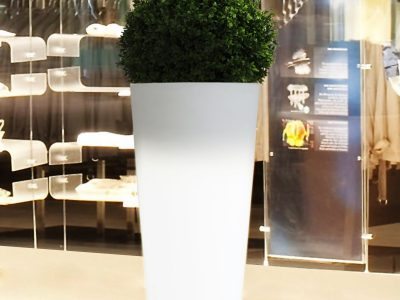 LED Tower Planter