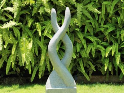 Twist sculpture