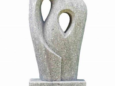 Welcome sculpture