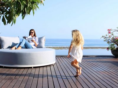 Windsor daybed white