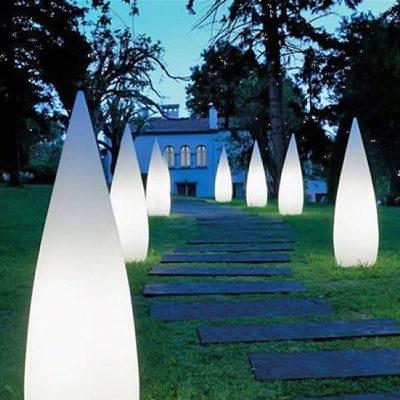 LED Rockets