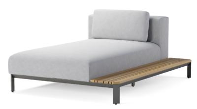 Mauroo chaise Lounge