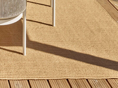 Outdoor Jute rugs