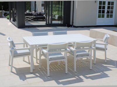Classique Dining Set White